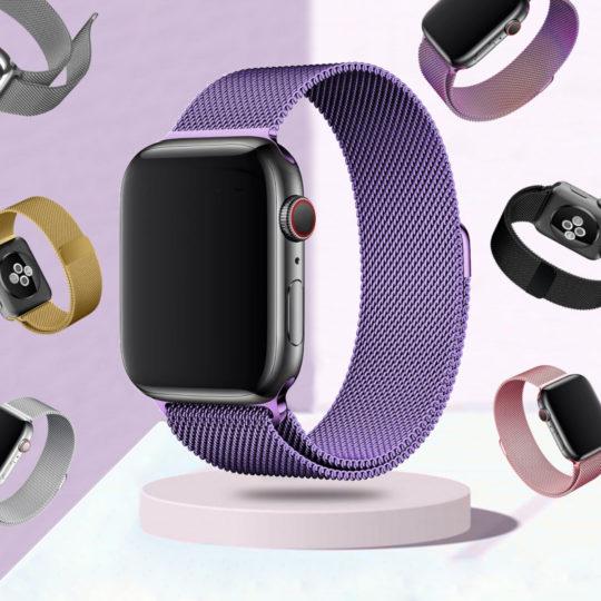 Milanese Loop Apple Watch Band