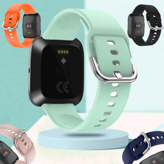 Silicone Band for Fitbit VERSA Watch