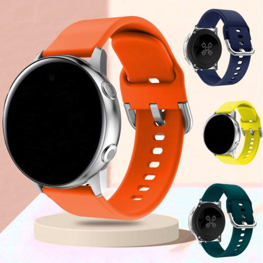 Silicone Band for Samsung Galaxy Watch